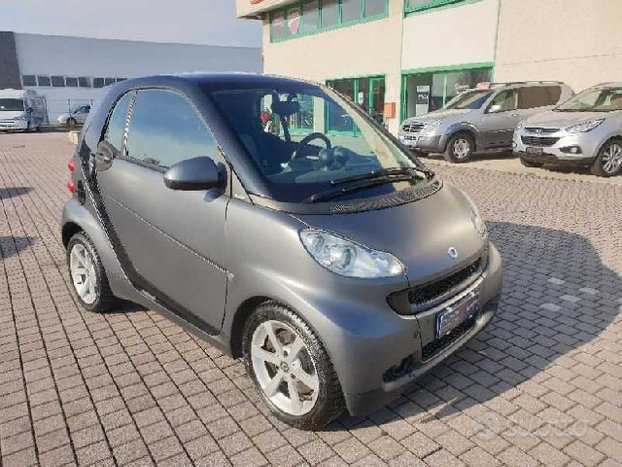 Smart Fortwo 1000 52 KW Coupý Passion