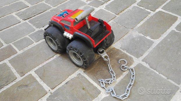 Jeep traino max tow truck 6+ gioco