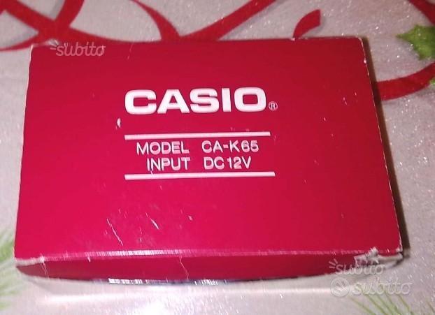 Adattatore tv auto casio ca-k65