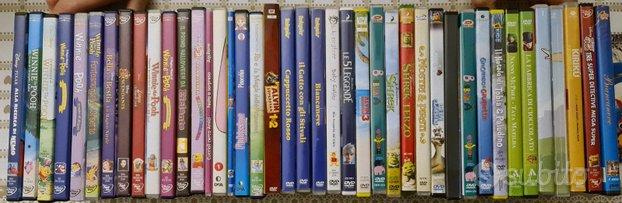 Cartoni Animati 41 DVD Cartoni e Film per bambini