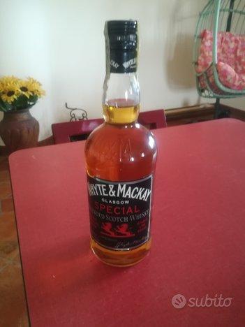 White & Mackay scotch whisky
