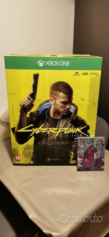 Cyberpunk 2077 collector's edition xbox one Nuovo