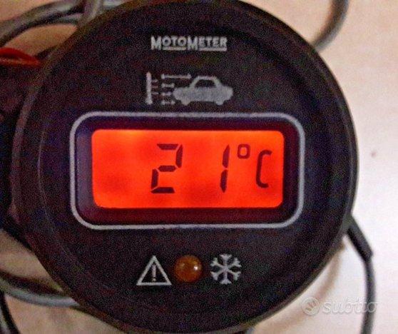 Bmw r45 r65 r75 r80 r90 r100 Boxer 2V termometro