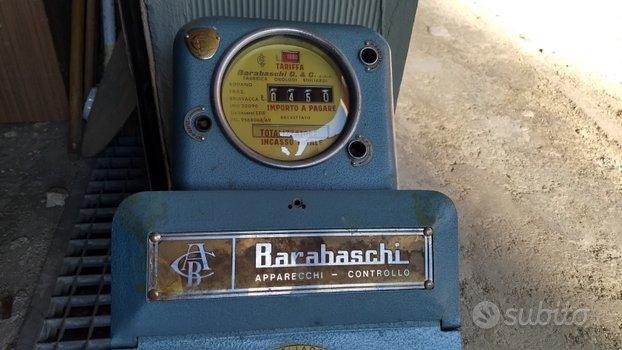 Orologio da biliardo Barabaschi anni 60 vintage