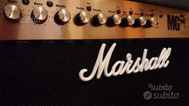 MARSHALL MG100FX COMBO 2x12