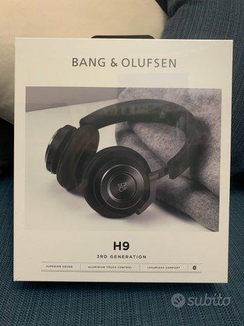 Cuffie Bang & Olufsen H9 3rd generazione sigillate
