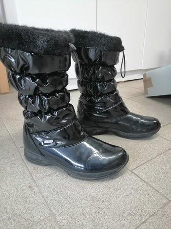 Stivali doposci alti Tecnica