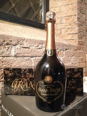 Laurent Perrier - Grand Siecle (Old Edition)