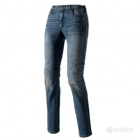 Jeans moto donna SYS-4 Clover