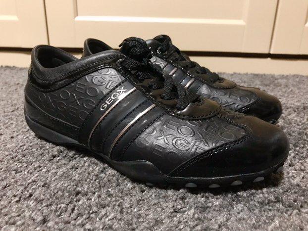 Scarpe nere GEOX nuove