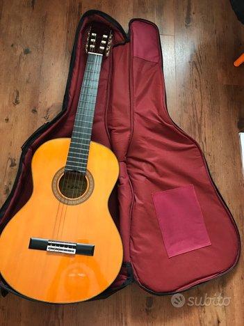 Chitarra per primo approccio allo strumento