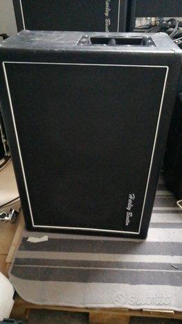 Cassa chitarra 2x12 Harley Benton Celestion v30