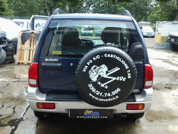Portellone posteriore per Suzuki Grand Vitara 1998