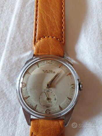 Orologio vetta oversize anni 50 funzionante