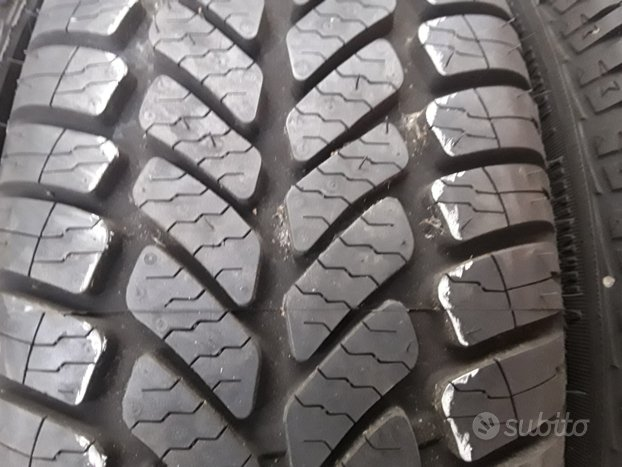 4 gomme usate Sava 185 65 17 86h 4stagione