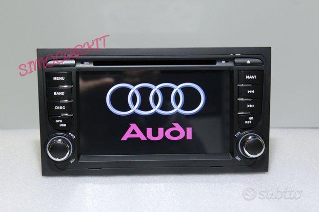 Stereo navigatore per audi a4 s4 seat exeo