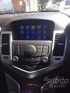 Autoradio navigatore cruze chevrolet android wifi