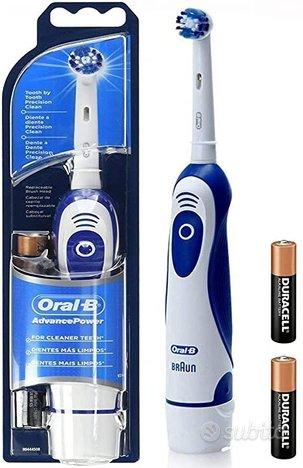 Spazzolino elettrico Oral B