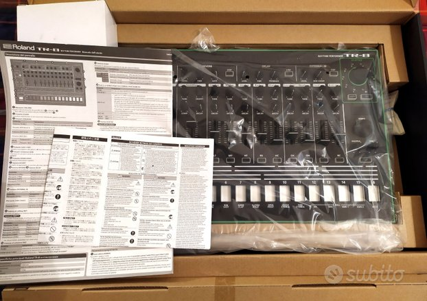 Batteria Elettronica Drum Machine Roland Tr-8