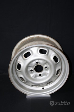 4 cerchi Alfetta CMR 6x14 R1-589