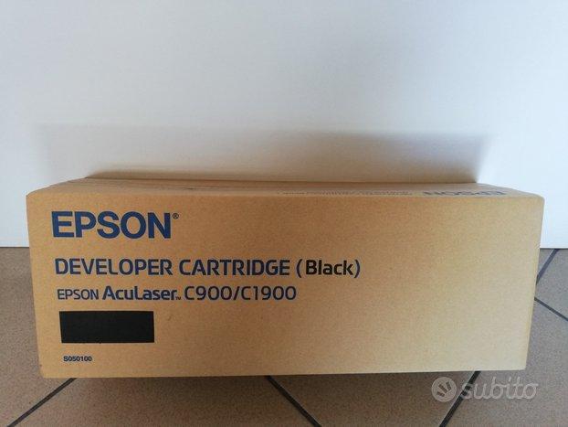 Toner epson c900/c1900 originale black