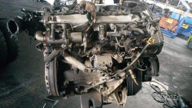Motore lancia alfa romeo 2.4 889a6000