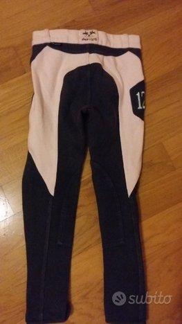 Pantaloni e altro Equitazione Bimba