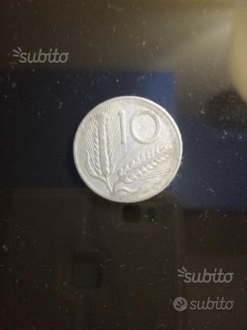 10 lire Spiga 1951