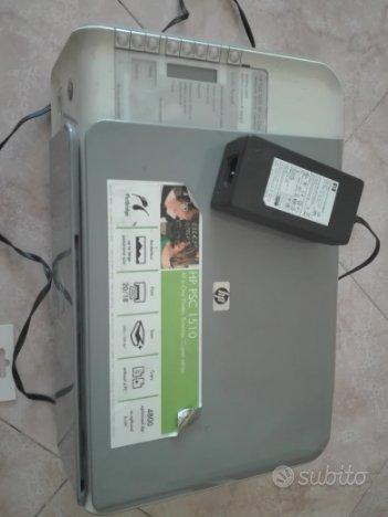 Stampante hp psc 1510 da testare   cartucce