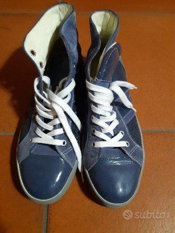 Scarpe Donna HOGAN colore BLUE