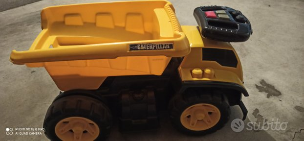 Camion cavalcabile Caterpiller