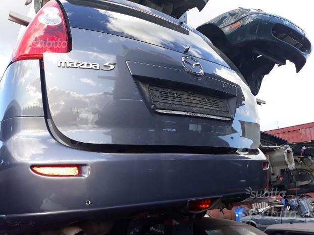 Mazda 5 ricambi
