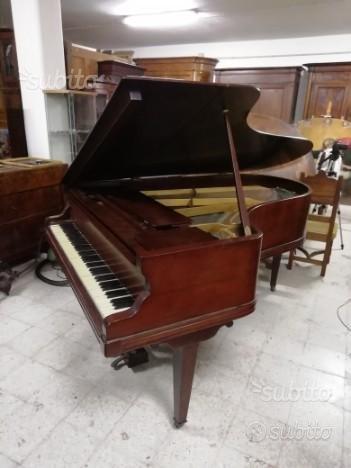 Pianoforte a mezza coda john brinsmead & sons