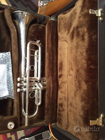 Tromba Bach Silver