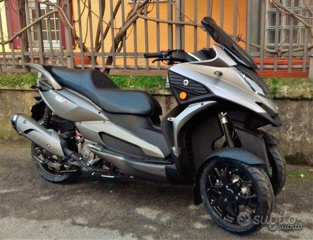 PROMO NUOVO Quadro QV3 350cc ( x patente B)