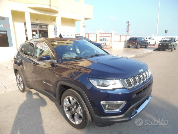 JEEP Compass 1.6 Multijet II 2WD Limited-KMO-