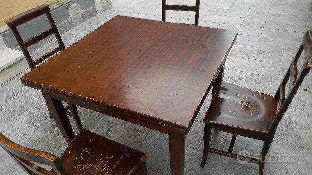Tavolo Con Sedie Usato Roma.Sedie Arte Povera Roma Rm Annunci D Acquisto Vendita E