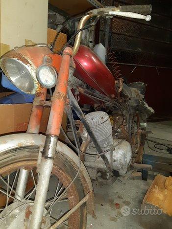 Ricambi moto gilera giubileo d epoca