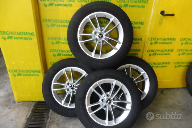 Kit estivo 16'' mercedes classe a new usati