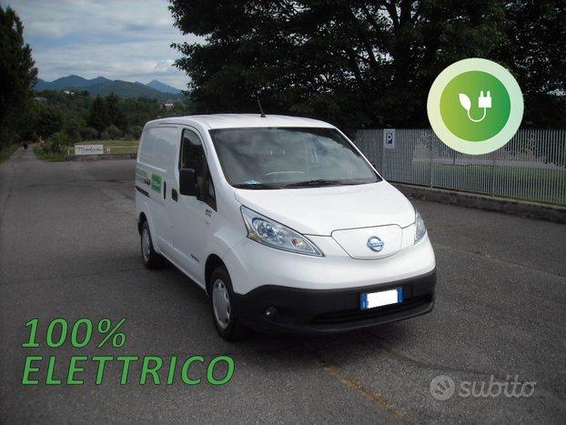 NISSAN E-NV200 VAN - FULL ELECTRIC - rif. 013C