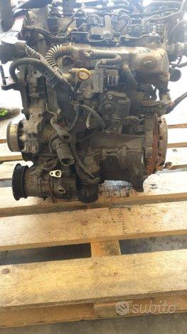 Motore Toyota Auris/Yaris 1.4 D4D 2006/09 1ND