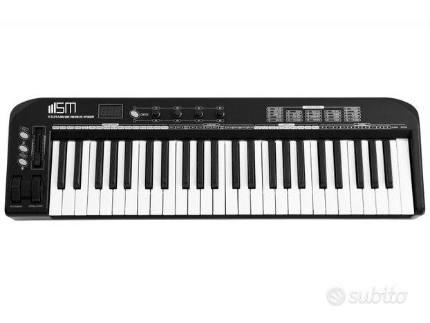 Tastiera midi Sm ks 49