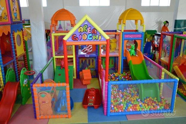 Area Gioco per bambini con annessa Area Baby