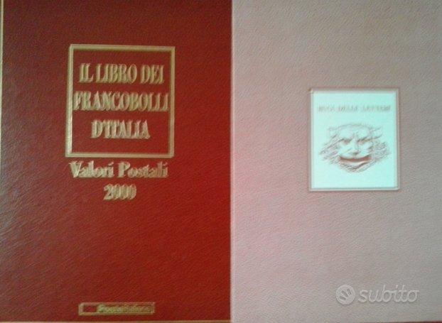 Francobolli Italia 2000 - Libro