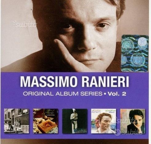 Massimo Ranieri original album series (vol. 2)