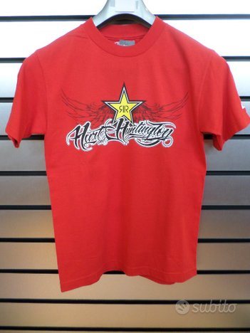 T-shirt Red One industries