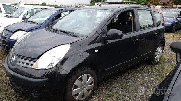 Ricambi Nissan Note 1.5 DCI Diesel
