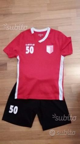 Abbigliamento calcio bambino 10 anni