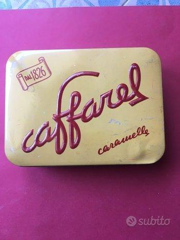Scatola Caffarel vintage