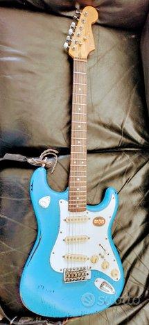 Stratocaster assemblata